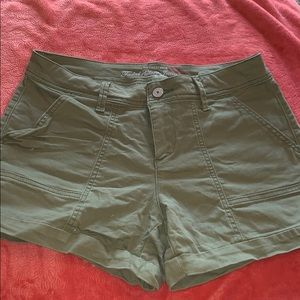 Faded Glory size 10 shorts